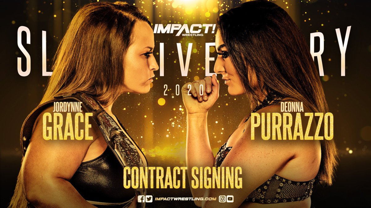 Impact Wrestling results: Slammiversary XVIII go-home show