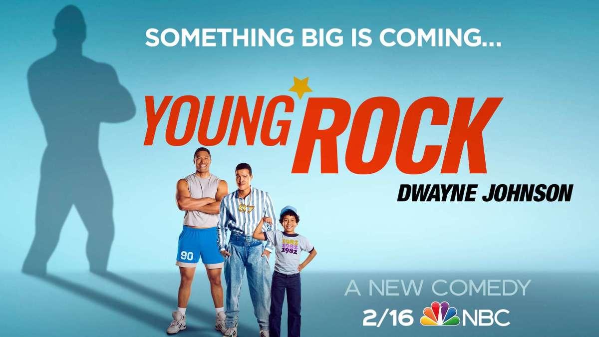 NBC announces premiere date for 'Young Rock' TV series