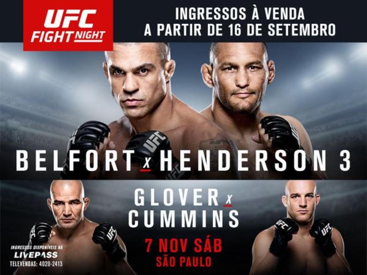 Belfort vs. Henderson