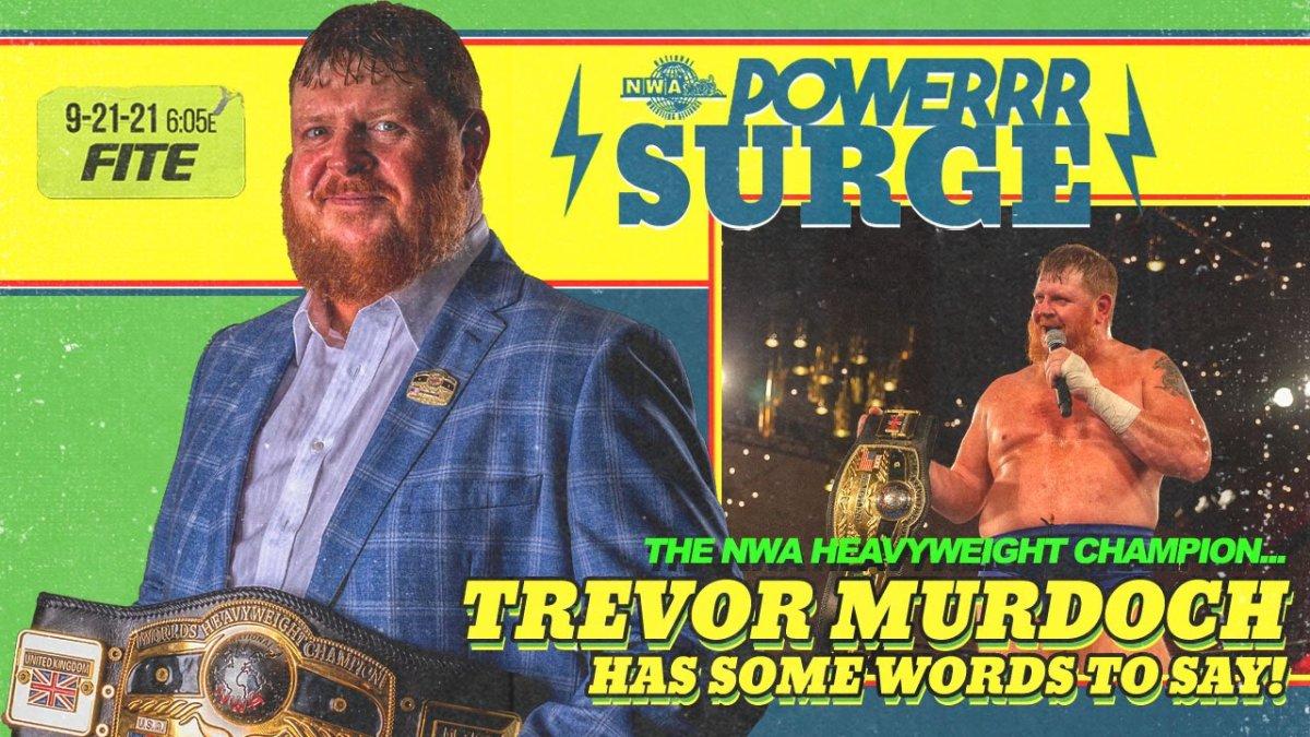 NWA Power Surge: Mims vs. BLK Jeez