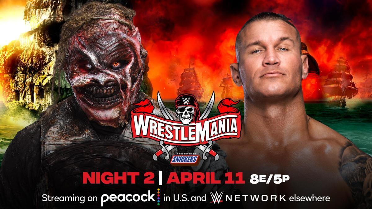WWE Wrestlemania 37: Spoiler On The Fiend vs Randy Orton 1