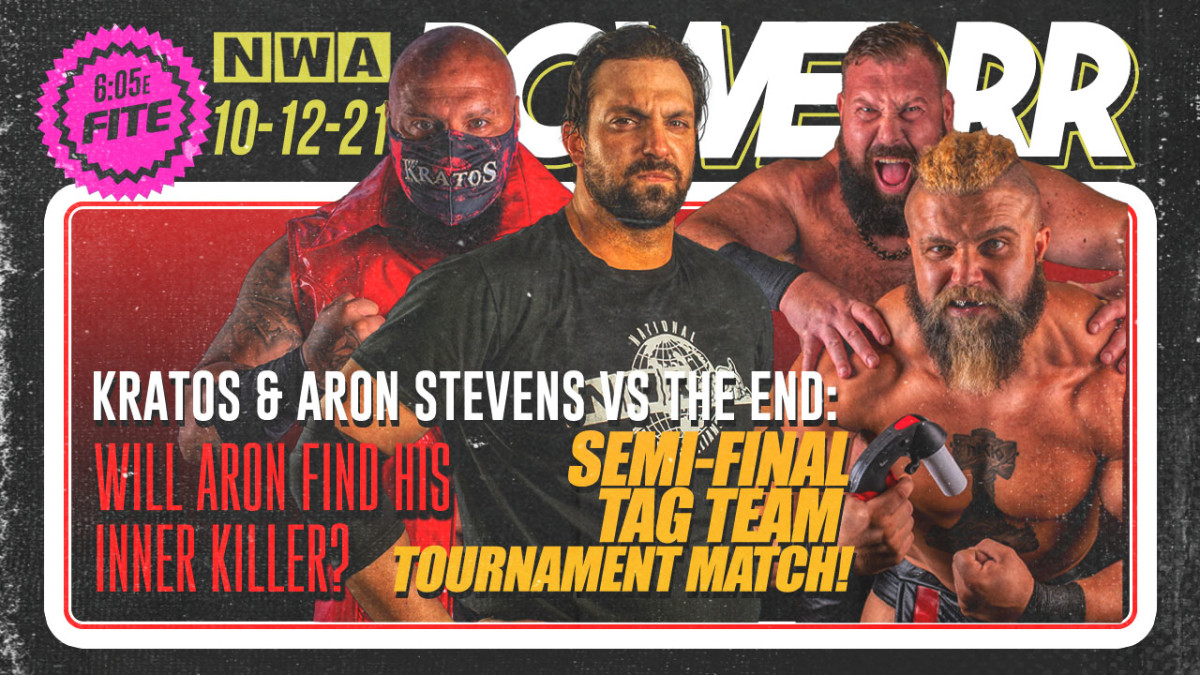 Kratos & Aron Stevens vs. The End